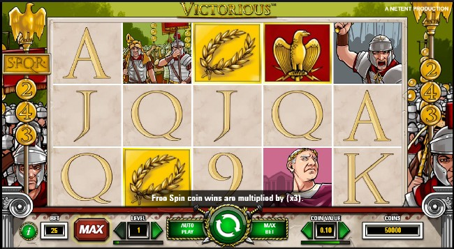 Viktorious Slot NeTent