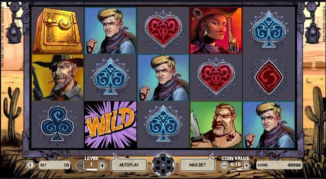 Wild Wild West Slot NeTent